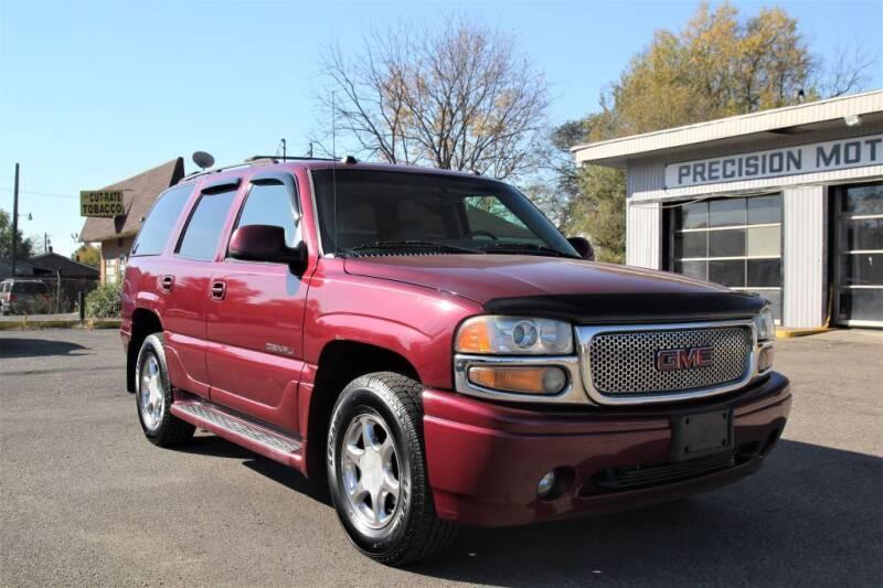2005 GMC Yukon for sale at PMC Automotive in Cincinnati OH