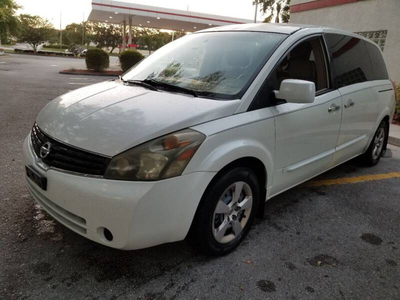 2007 Nissan Quest for sale in Palm Harbor, FL