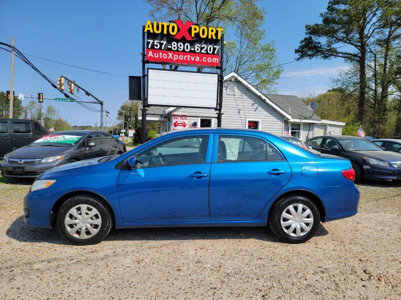 2010 Toyota Corolla for sale at Autoxport in Newport News VA
