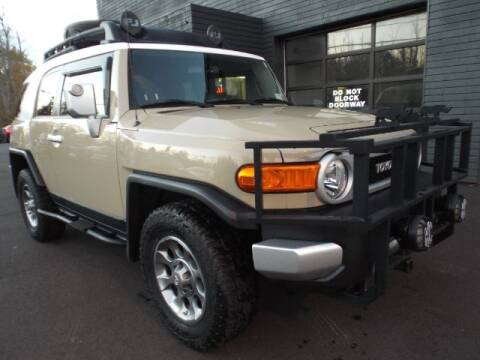 2012 Toyota FJ Cruiser for sale at Carena Motors in Twinsburg OH