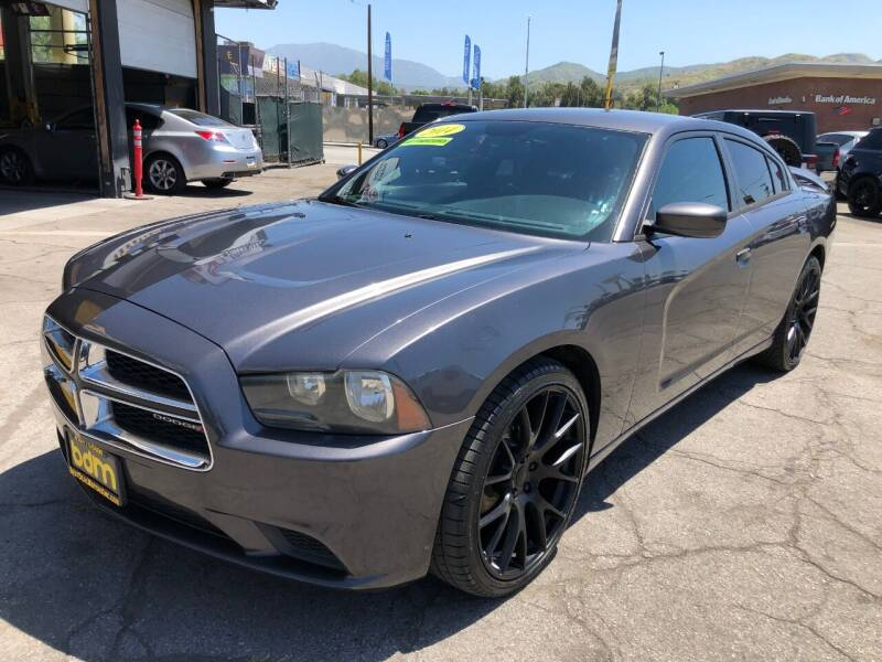 2014 Dodge Charger for sale at BEST DEAL MOTORS  INC. CARS AND TRUCKS FOR SALE in Sun Valley CA