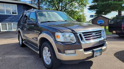 2007 Ford Explorer for sale at Shores Auto in Lakeland Shores MN