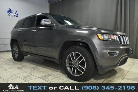 2019 Jeep Grand Cherokee for sale at AUTO HOLDING in Hillside NJ