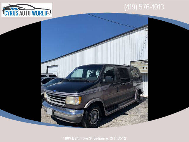 1995 Ford E-Series Cargo for sale in Defiance, OH