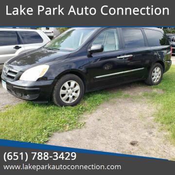 2007 Hyundai Entourage for sale at Lake Park Auto Connection in Lake Park MN