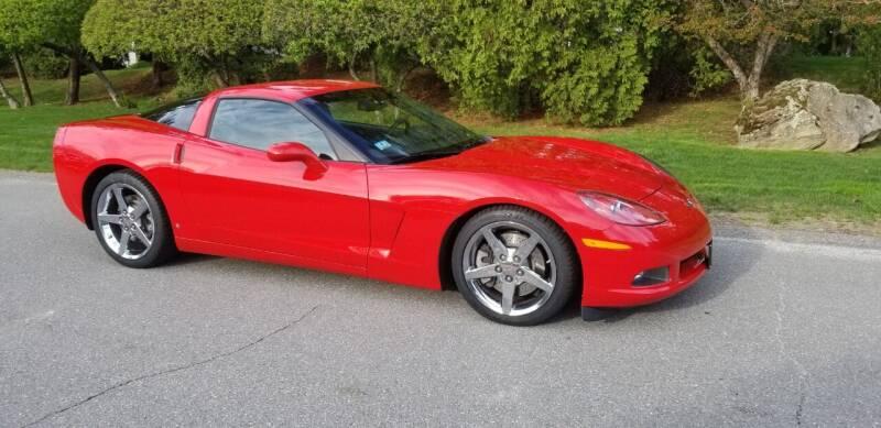 2008 Chevrolet Corvette for sale at Classic Motor Sports in Merrimack NH