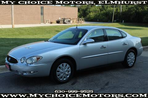 2005 Buick LaCrosse for sale at Your Choice Autos - My Choice Motors in Elmhurst IL