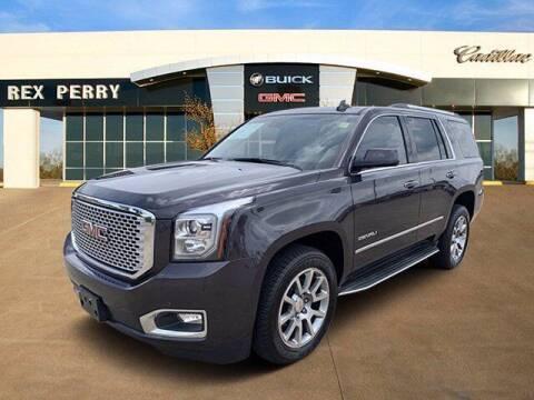2015 GMC Yukon for sale at AutoJacksTX.com in Nacogdoches TX