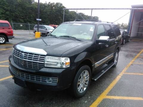 2010 Lincoln Navigator for sale at Plymouthe Motors in Leominster MA