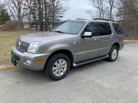 2008 Mercury Mountaineer for sale at Elite Pre-Owned Auto in Peabody MA