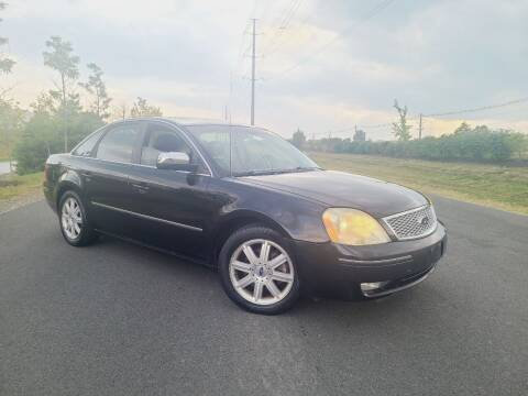 2005 Ford Five Hundred for sale at Lexton Cars in Sterling VA