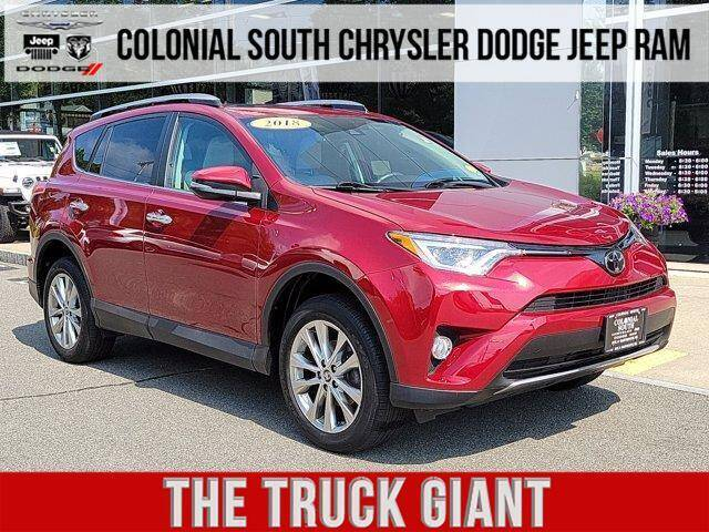 2018 Toyota RAV4 for sale in Dartmouth, MA