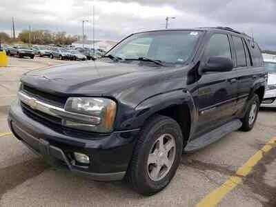2003 Chevrolet TrailBlazer for sale at JDL Automotive and Detailing in Plymouth WI
