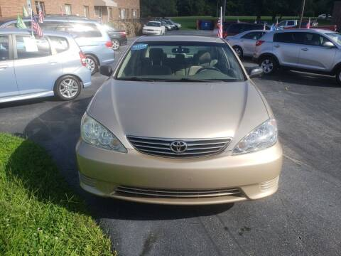2005 Toyota Camry for sale at ARA Auto Sales in Winston-Salem NC