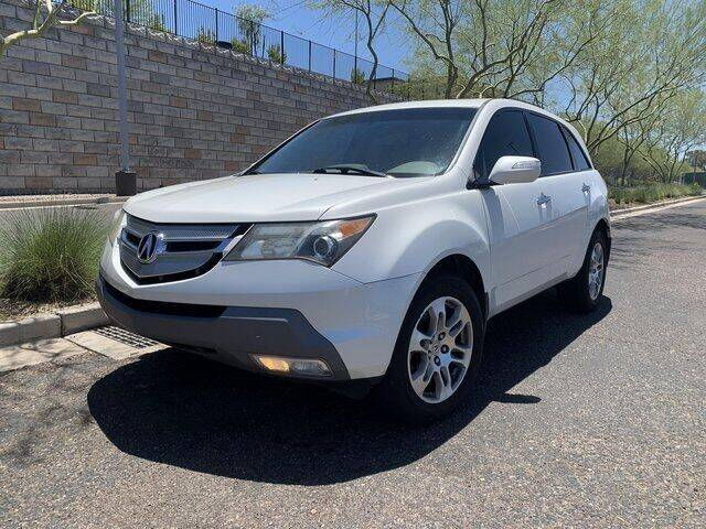 2009 Acura MDX for sale at AUTO HOUSE TEMPE in Tempe AZ