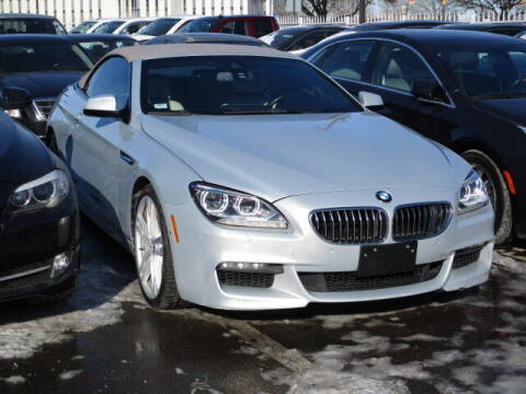 2015 BMW 6 Series for sale at SOUTHFIELD QUALITY CARS in Detroit MI