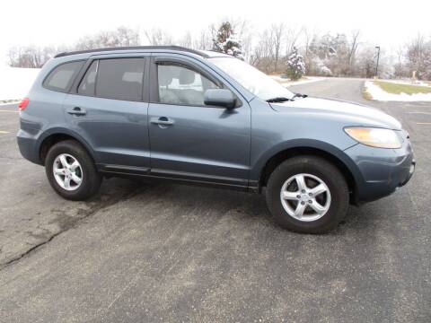 2008 Hyundai Santa Fe for sale at Crossroads Used Cars Inc. in Tremont IL