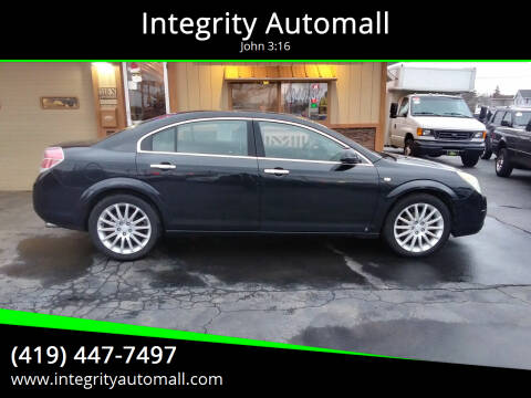 2009 Saturn Aura for sale at Integrity Automall in Tiffin OH