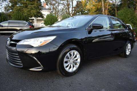 2015 Toyota Camry for sale at Apex Car & Truck Sales in Apex NC