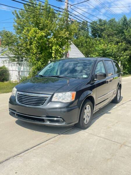2011 Chrysler Town and Country for sale at Suburban Auto Sales LLC in Madison Heights MI