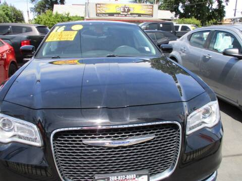2016 Chrysler 300 for sale at Rey's Auto Sales in Stockton CA