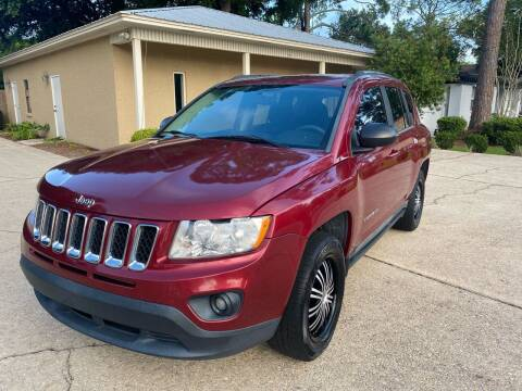 2011 Jeep Compass for sale at Asap Motors Inc in Fort Walton Beach FL