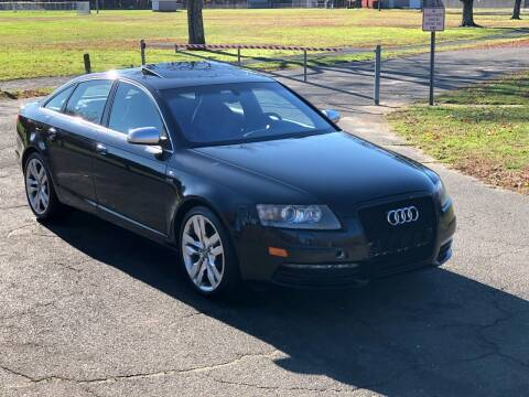 2008 Audi S6 for sale at Choice Motor Car in Plainville CT