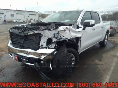 2020 Chevrolet Silverado 1500 for sale at East Coast Auto Source Inc. in Bedford VA