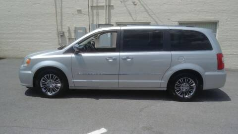 2011 Chrysler Town and Country for sale at Lewis Used Cars in Elizabethton TN