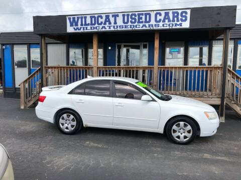 2010 Hyundai Sonata for sale at Wildcat Used Cars in Somerset KY