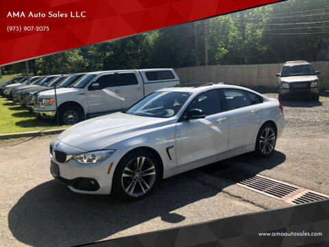 2015 BMW 4 Series for sale at AMA Auto Sales LLC in Ringwood NJ