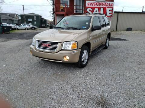 2006 GMC Envoy for sale at Sissonville Used Cars in Charleston WV