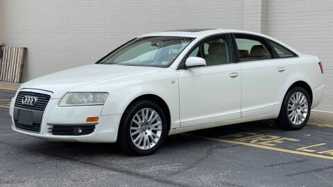 2006 Audi A6 for sale at Carland Auto Sales INC. in Portsmouth VA