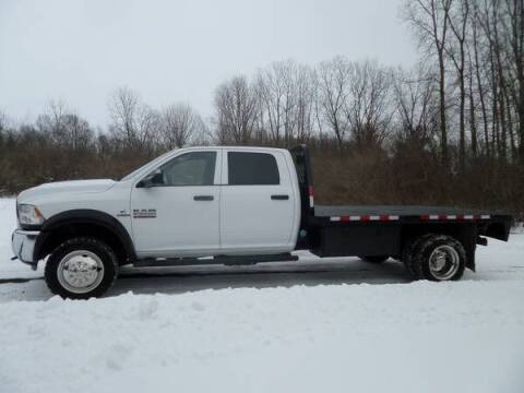 2015 RAM Ram Chassis 5500 for sale at Apex Auto Sales LLC in Petersburg MI
