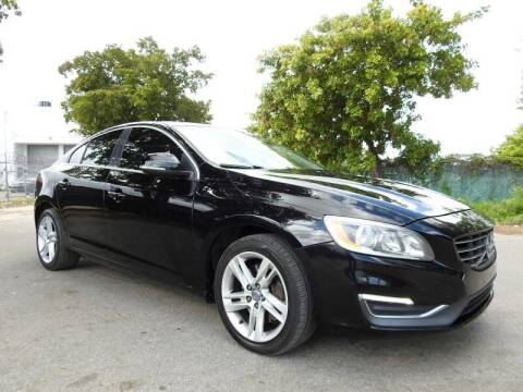 2014 Volvo S60 for sale at SUPER DEAL MOTORS 441 in Hollywood FL