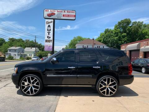 2014 Chevrolet Tahoe for sale at 401 Auto Sales & Service in Smithfield RI