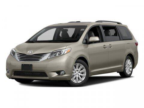 2017 Toyota Sienna for sale at Stephen Wade Pre-Owned Supercenter in Saint George UT