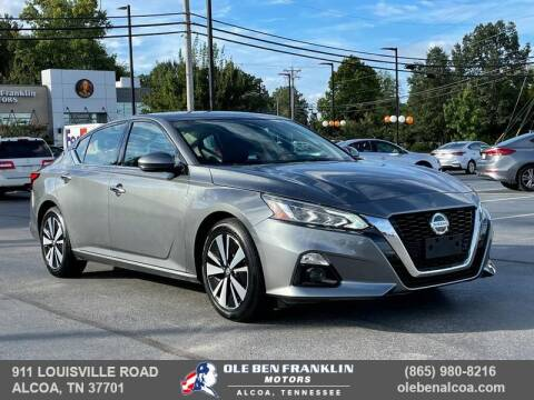 2020 Nissan Altima for sale at Ole Ben Franklin Motors Clinton Highway in Knoxville TN