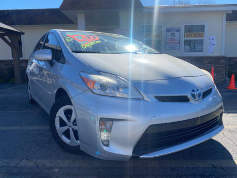 2013 Toyota Prius for sale at Hola Auto Sales Doraville in Doraville GA