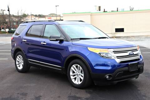2015 Ford Explorer for sale at Auto Guia in Chamblee GA
