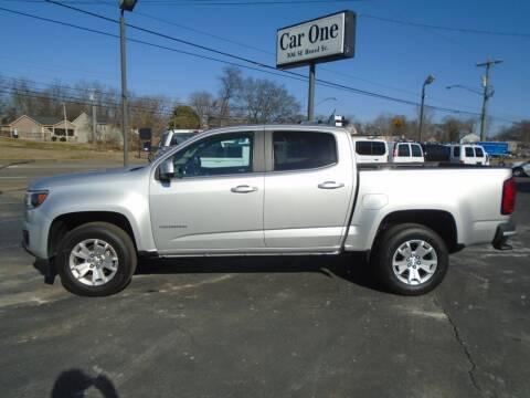 2017 Chevrolet Colorado for sale at Car One in Murfreesboro TN