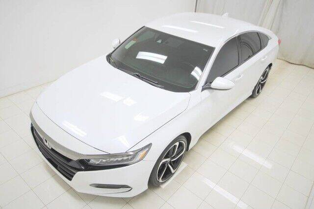 2018 Honda Accord Sport 4dr Sedan (1.5T I4 CVT) - Avenel NJ