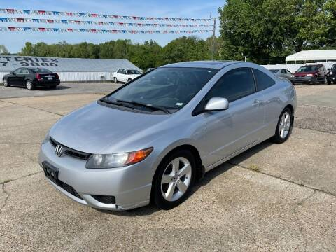 2008 Honda Civic for sale at Greg's Auto Sales in Poplar Bluff MO