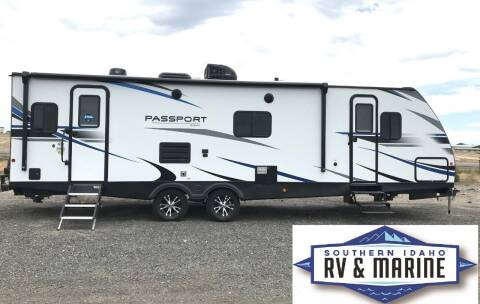 2021 KEYSTONE PASSPORT 2900RLWE for sale at SOUTHERN IDAHO RV AND MARINE in Jerome ID
