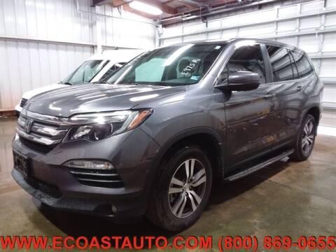 2018 Honda Pilot for sale at East Coast Auto Source Inc. in Bedford VA
