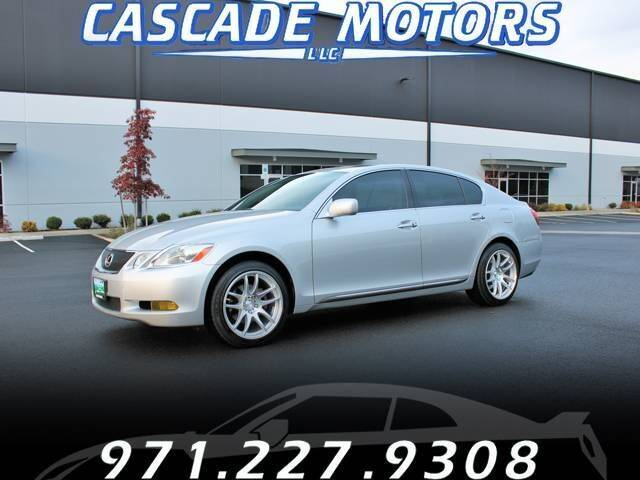 2006 Lexus GS 300 for sale at Cascade Motors in Portland OR