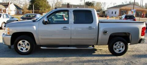 2007 Chevrolet Silverado 1500 for sale at Family Auto Sales of Mt. Holly LLC in Mount Holly NC