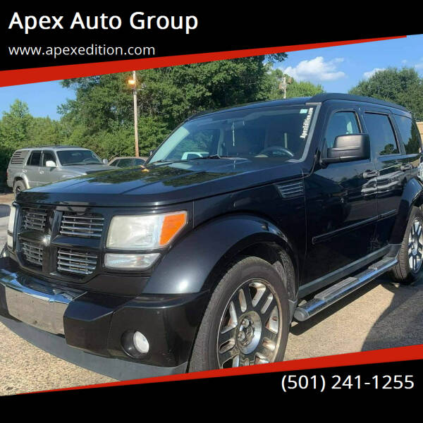 2010 Dodge Nitro for sale at Apex Auto Group in Cabot AR