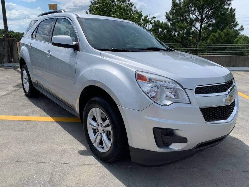 2015 Chevrolet Equinox for sale at First Generation Motors in Marietta GA
