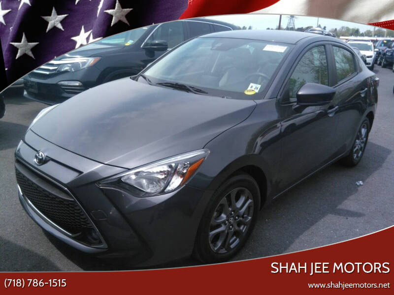 2019 Toyota Yaris for sale at Shah Jee Motors in Woodside NY